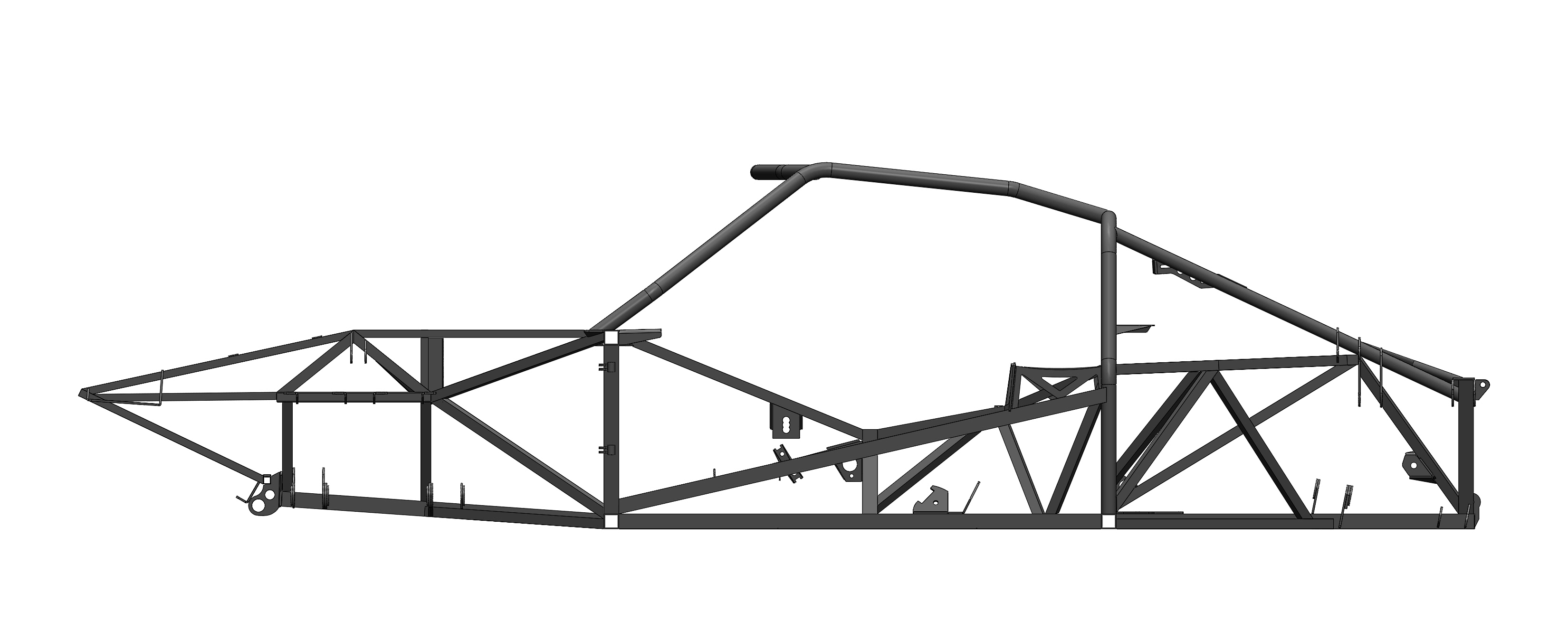 Anyone have a computer drawing of the GTM chassis by any chance?