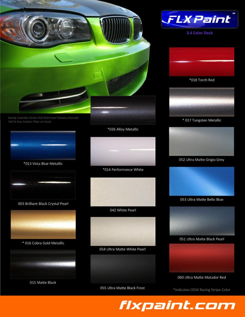 Color paint for cars paint color ideas custom car colors paint samples numberedtype house of colors candy paint chart geenschuldenfo Image collections