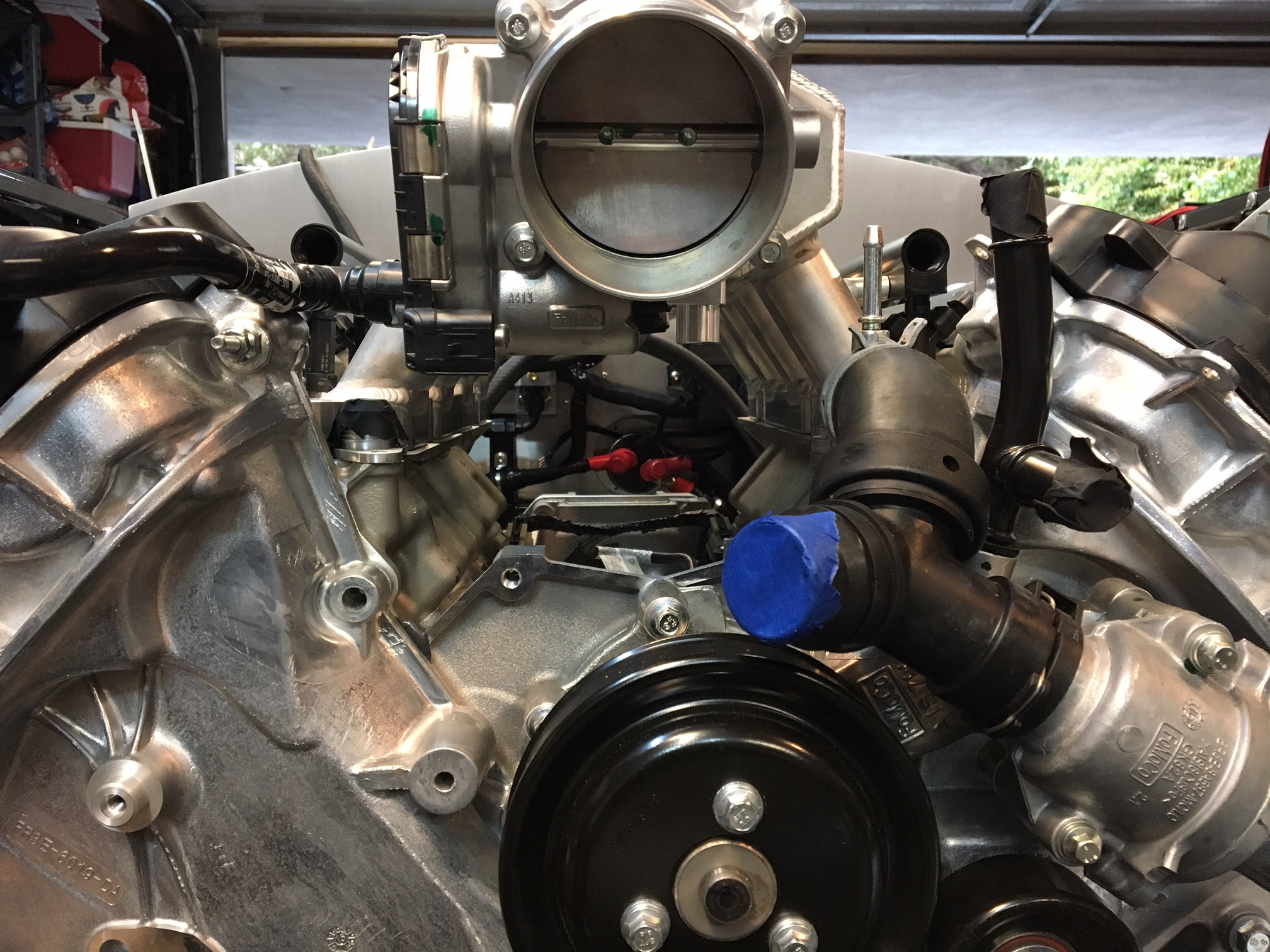 Steve's MK IV Coyote Build - Page 2