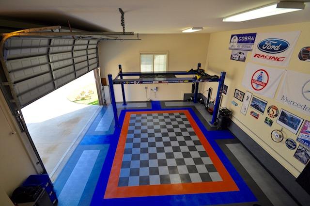 Anyone Have Race Deck Garage Flooring