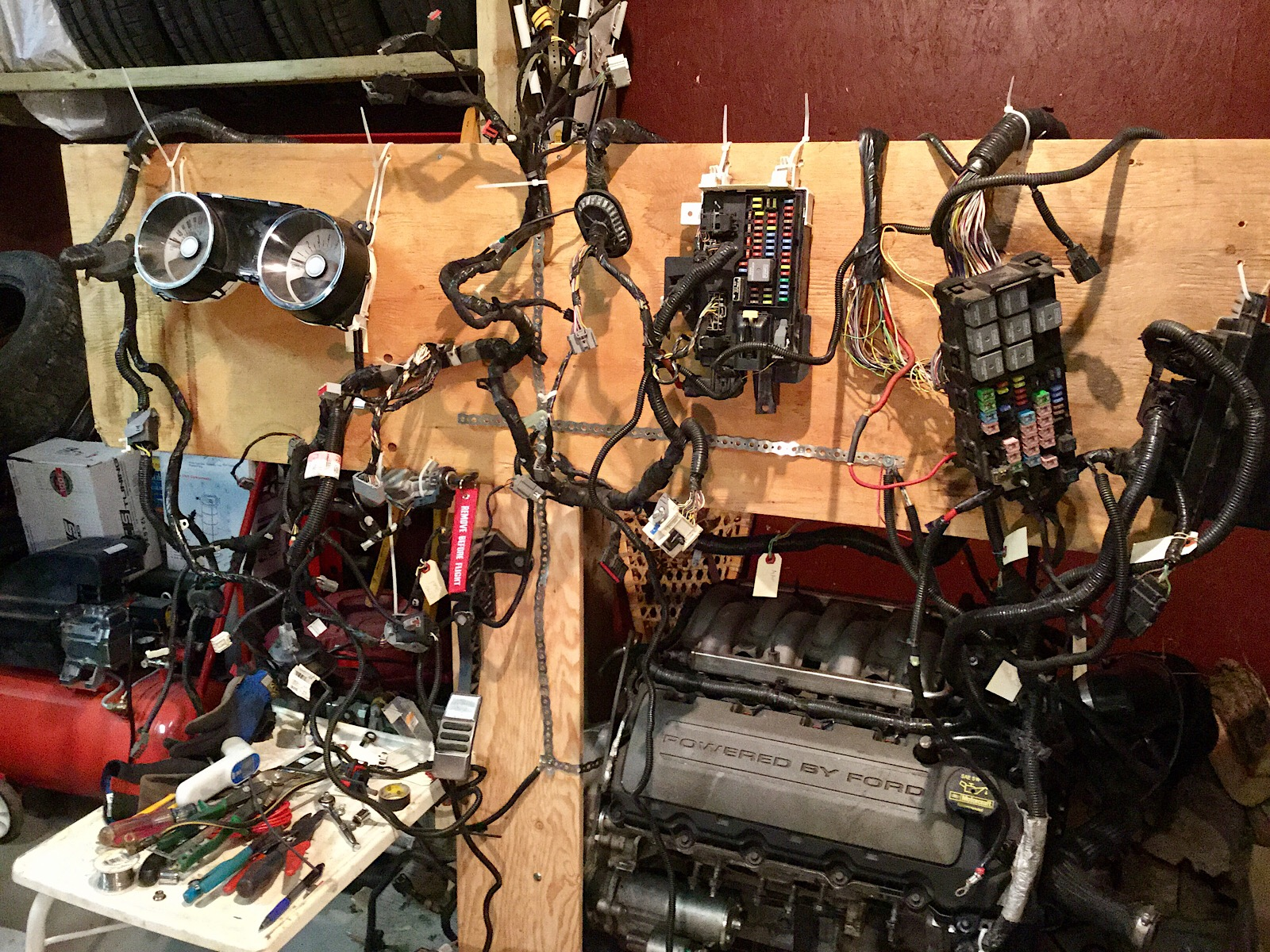 Ford 5 0 Swap Wiring Harnes