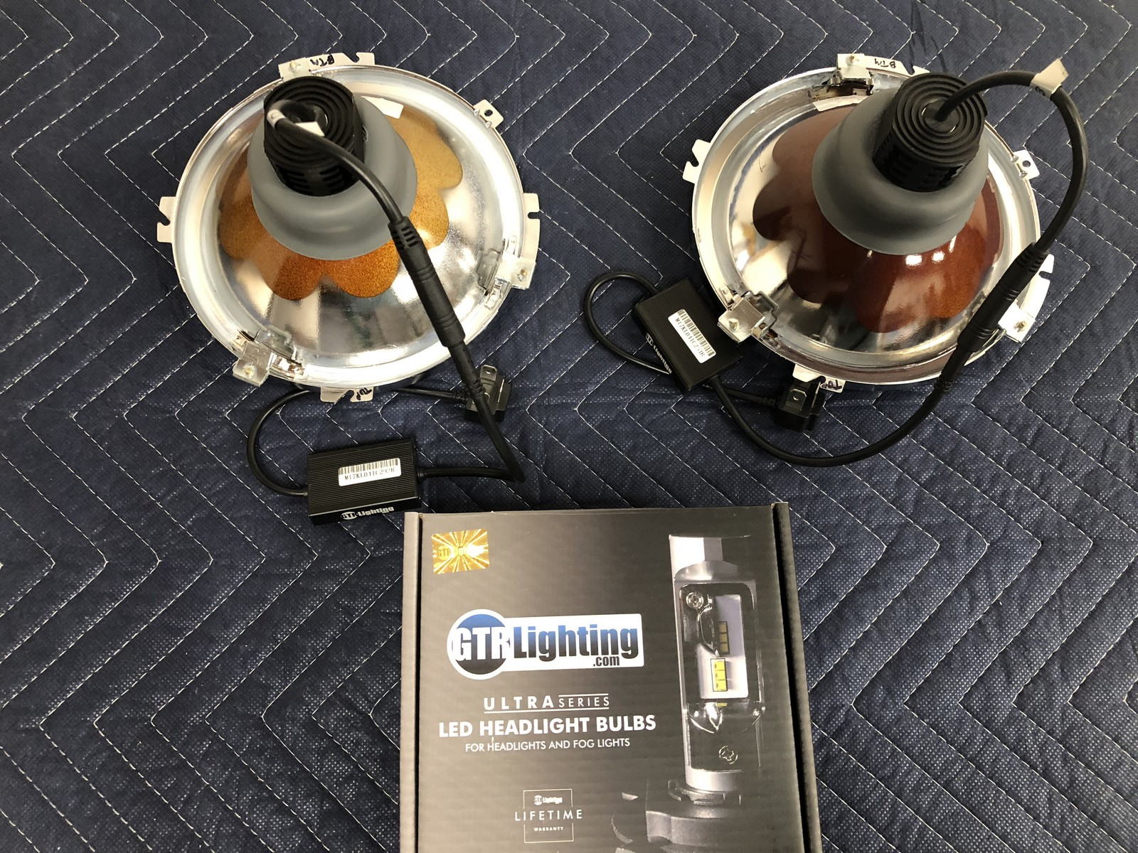 Gtr Lighting Gen 3 Ultra Series Led Amazon Led Vs Halogen